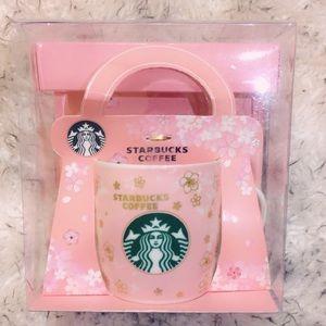 Starbucks Coffee Pink Mug